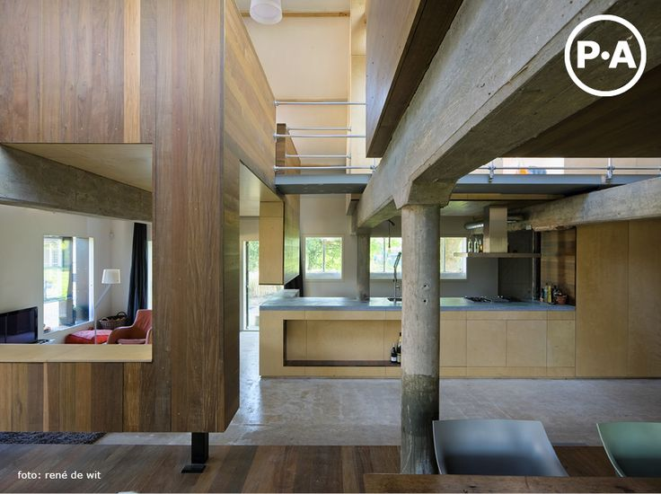 Modern farmhouse, Soest, the Netherlands / Personal Architecture (BNA) - Rotterdam