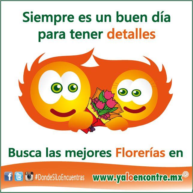 #Servicios #Florerías #Flores Entra a: www.yaloencontre.mx
