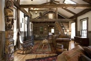 Gatlinburg Cabin Rental: The Real Deal / Authentic Appalachian Homestead / Lake Front / 4 Acres Peninsula | HomeAway