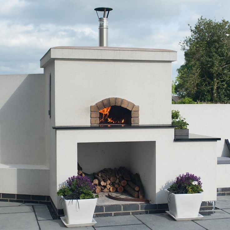 15 best wood fired oven images on Pinterest | Wood burning oven ...