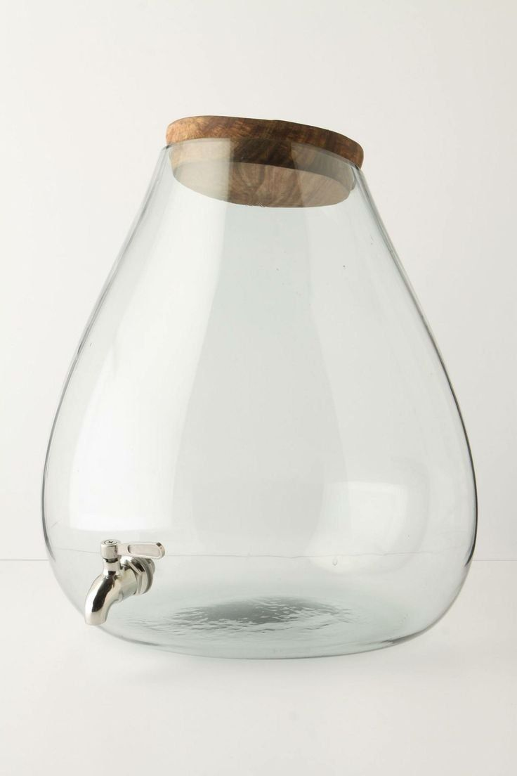 ANTROPOLOGIE  Party Worthy Bubbled Beverage Dispensers