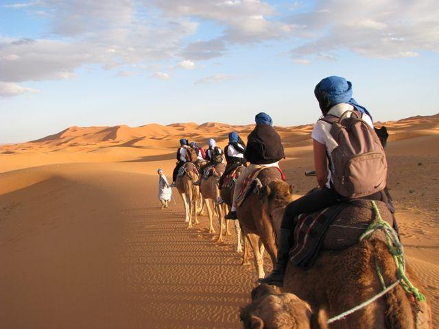 Marrocos, os sabores do deserto | Viajando com Arte