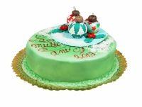 Tort Decoratiuni de sarbatori: Tortul special de la Candy Cat iti aduce in casa un strop din frumusetea sarbatorilor de iarna, fiind realizat din ingrediente proaspete si de cea mai buna calitate.