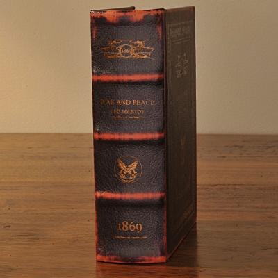 War and Peace Book Box