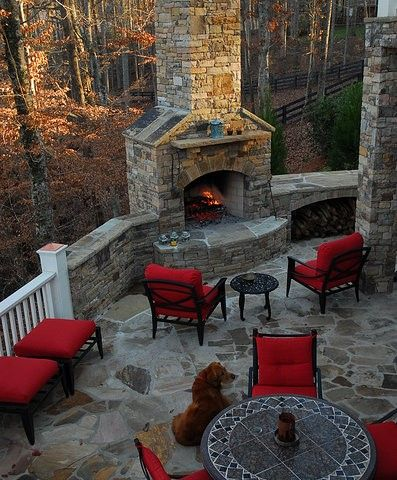 316 best outdoor fireplaces firepits images on pinterest fire