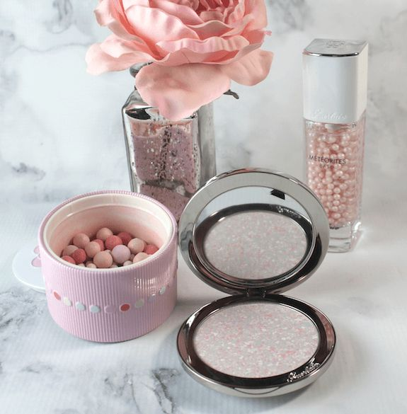 Guerlain Meteorites from the Spring Glow Collection