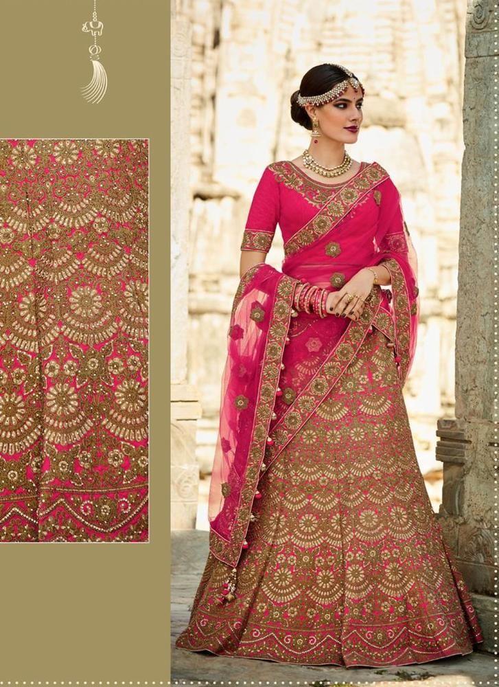Traditional Bollywood Pakistani Choli Indian Wedding Lehenga Bridal Ethnic wear #TanishiFashion