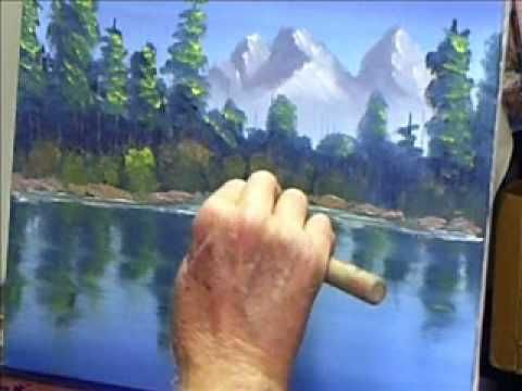 """Painting """"Wet"""" Water - Part 5"""