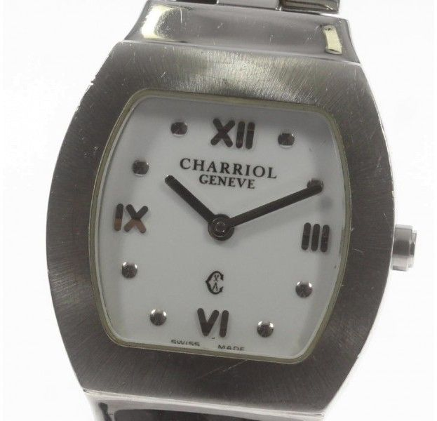Philippe Charriol AZURT Stainless Steel 20.5mm Womens Watch