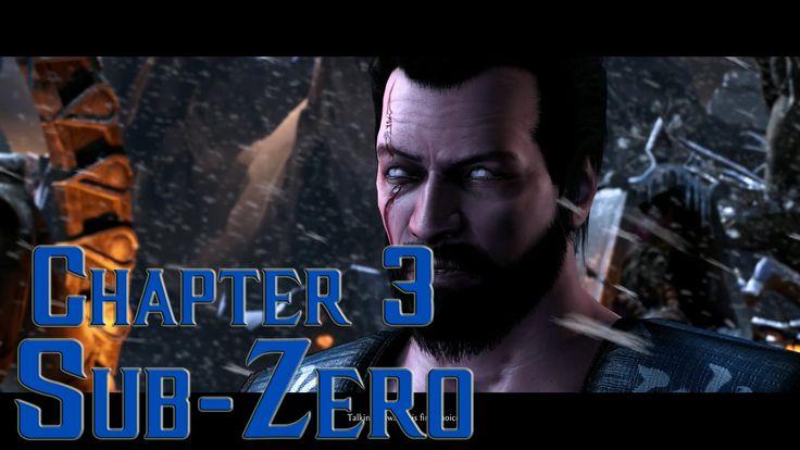 Let's Play Mortal Kombat X Story Mode Chapter 3: Sub-Zero