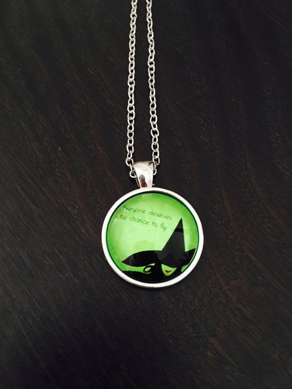 Wicked Musical Necklace