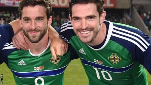Euro 2016: Will Grigg & Kyle Lafferty should start for NI - team selector users
