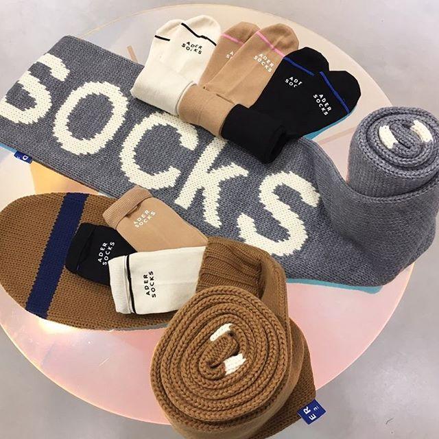 ADER basic socks in stock #ader#adererror