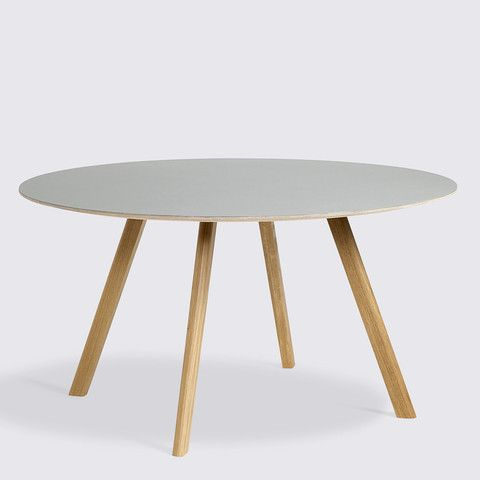 Copenhague CPH 25 Round Dining Table By Hay TablesThere AreFurniture SaleVintage ChairsMeeting RoomsEast LondonContemporary