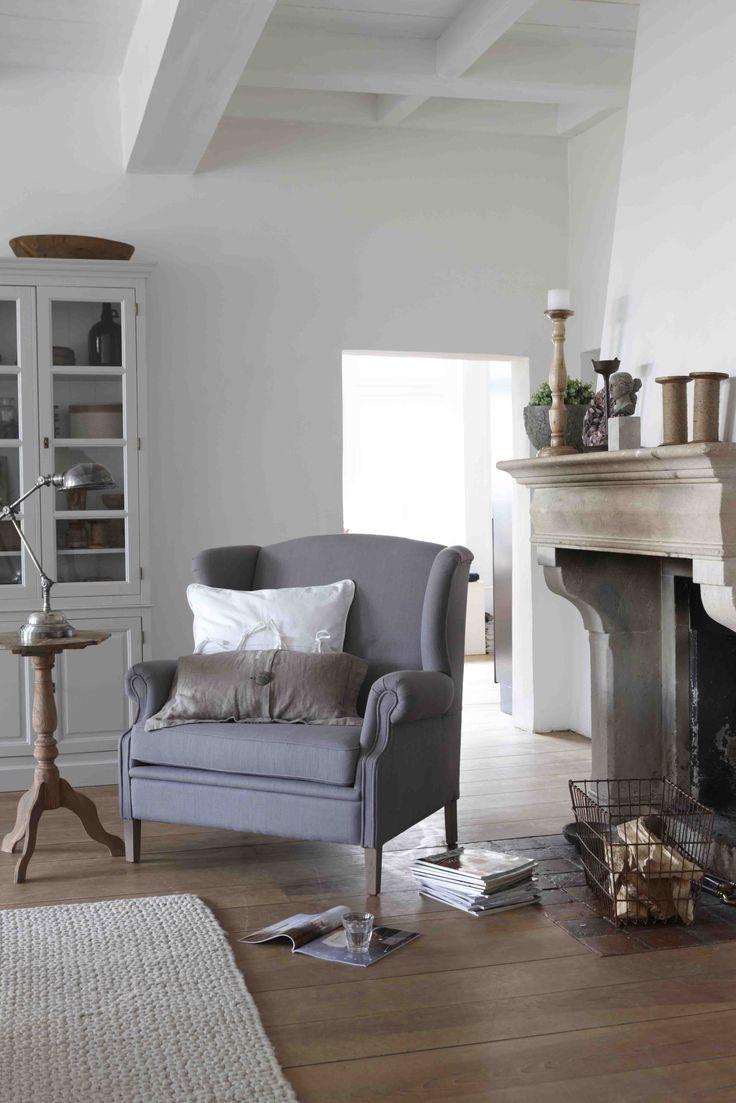 De Villa Provence Collection kenmerkt zich door het gebruik van authentieke meubels en accessoires met karakter. #hetkabinet #villaprovence #living