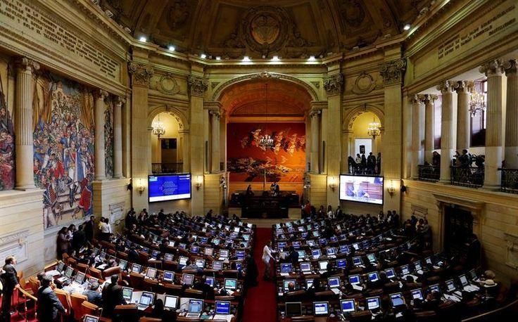 El Congreso de Colombia refrenda el nuevo acuerdo de paz con las FARC - http://www.notiexpresscolor.com/2016/12/01/el-congreso-de-colombia-refrenda-el-nuevo-acuerdo-de-paz-con-las-farc/
