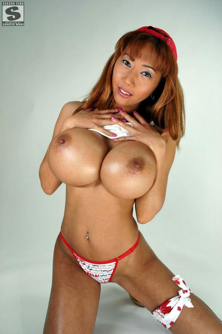 Sakura sena big tits fuck boobs