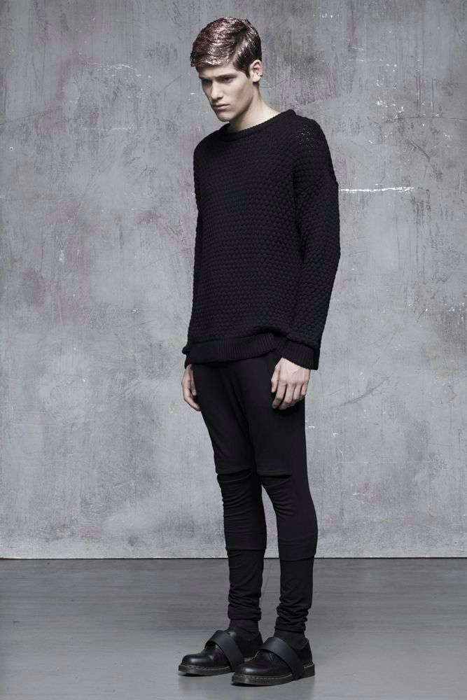 Minimal To Fw14 Lookbook Menswear Pinterest