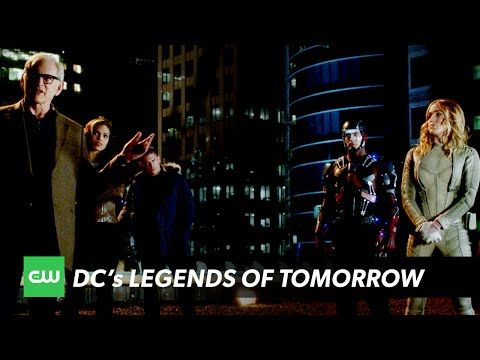 DC's Legends of Tomorrow - First Look - YouTube.  Looks great.  Arthur Darvill is basically playing The Doctor!! Perfect casting.