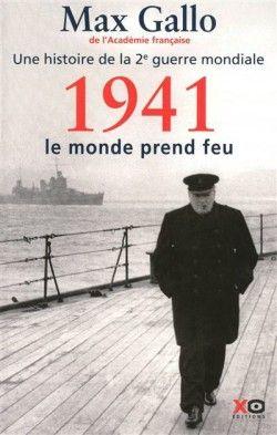 Découvrez 1941, le monde prend feu, de Max Gallo sur Booknode, la communauté du livre