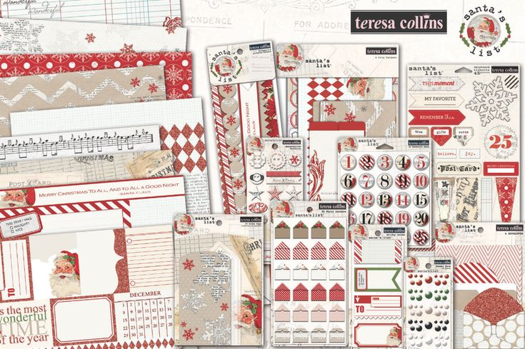 Teresa Collins new Christmas coming soon to serendipity