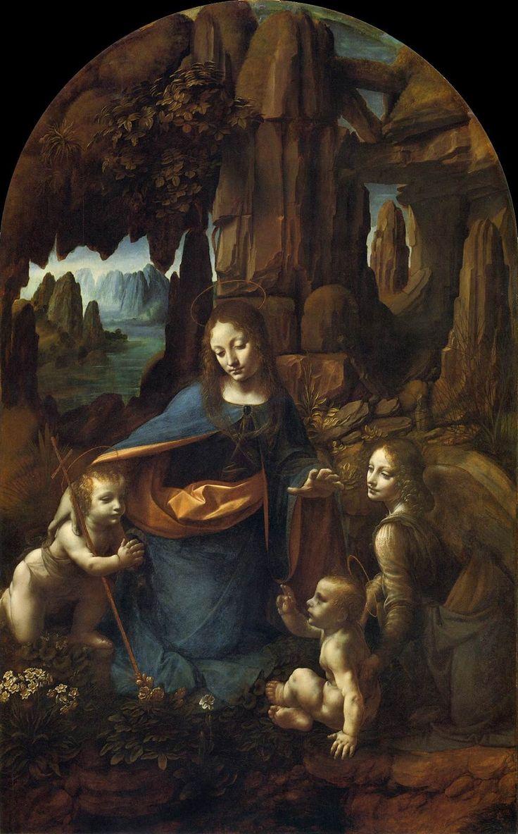 Παναγία των βράχων (1506)