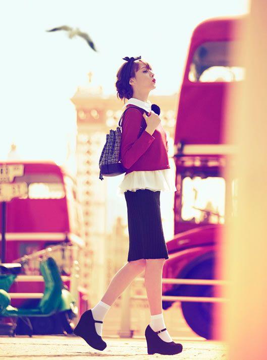 GRL A/W LOOKBOOK vol10 トリンドル玲奈 GRL グレイル 公式通販サイト [ ViVi掲載 ] 藤井リナ・トリンドル玲奈・大石参月・マギー・吉田夏海・八木アリサ シューズ ブーツ ワンピース トップス ボトムス レディースファストファッション