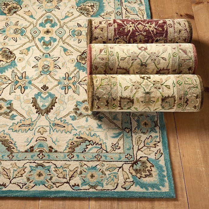 Tamir Hand Tufted Rug With Images