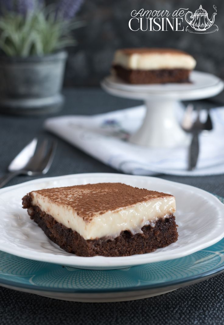 Extra soft chocolate cake, Turkish recipe 1