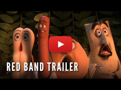 New Animated Movie Sausage Party starring Seth Rogen - Red Band Trailer