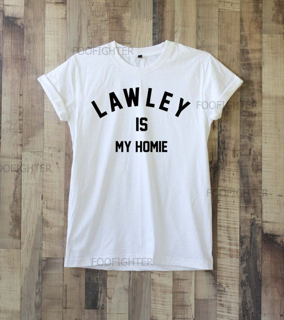 Lawley is My Homie Shirt Kian Lawley Shirt T by FooFightingClub