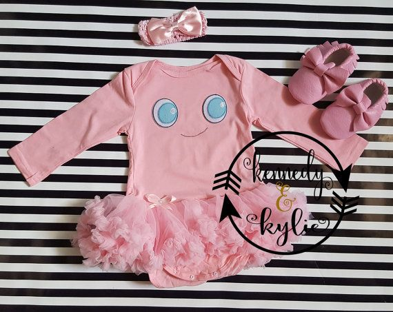 Baby Girl Costumes Baby Girl Jigglypuff by kennedyandkylie