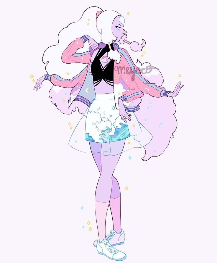 "10.8k Likes, 63 Comments - meyoコ (@meyoco) on Instagram: ""I was so hyped about the upcoming SU soundtrack so I wanted to draw my favorite gem fusion. :')"""