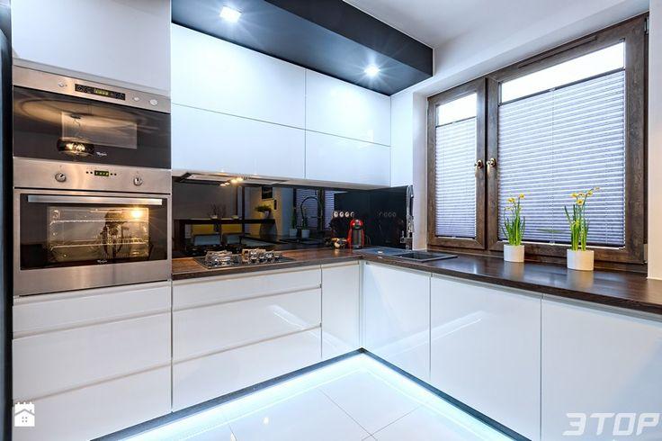 Zabudowa meblowa kuchni - Kuchnia, styl nowoczesny - zdjęcie od 3TOP Meble