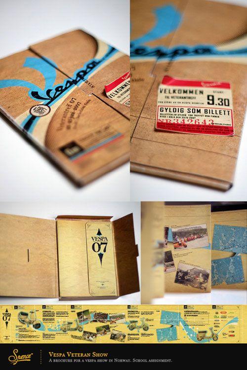 Gran Colección de Diseños de Brochures
