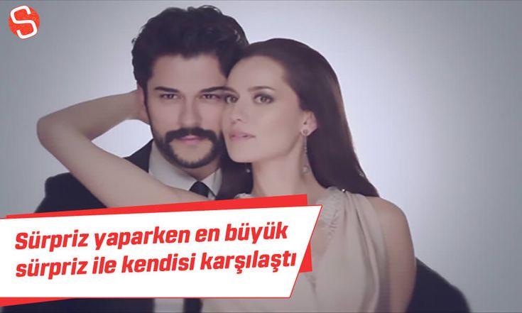 Kara Sevda dizisinin yakışıklı oyuncusu Burak Özçivit ve yakında Atv'de başlayacak olan yeni dizi Ölene kadar'ın başrolü Fahriye Evcen evliliğe ilk adımı attılar. #buraközçivit #fahriyeevcen #evlilikteklifi #doğumgünü