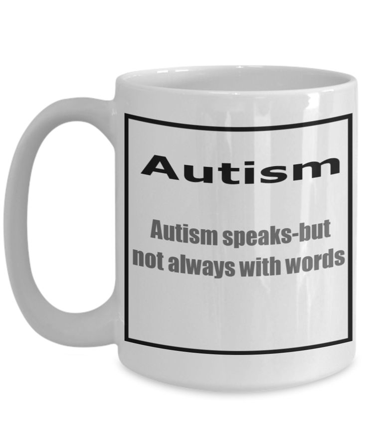 • https://www.gearbubble.com/autismspeaks Support autism awareness 15 oz cup
