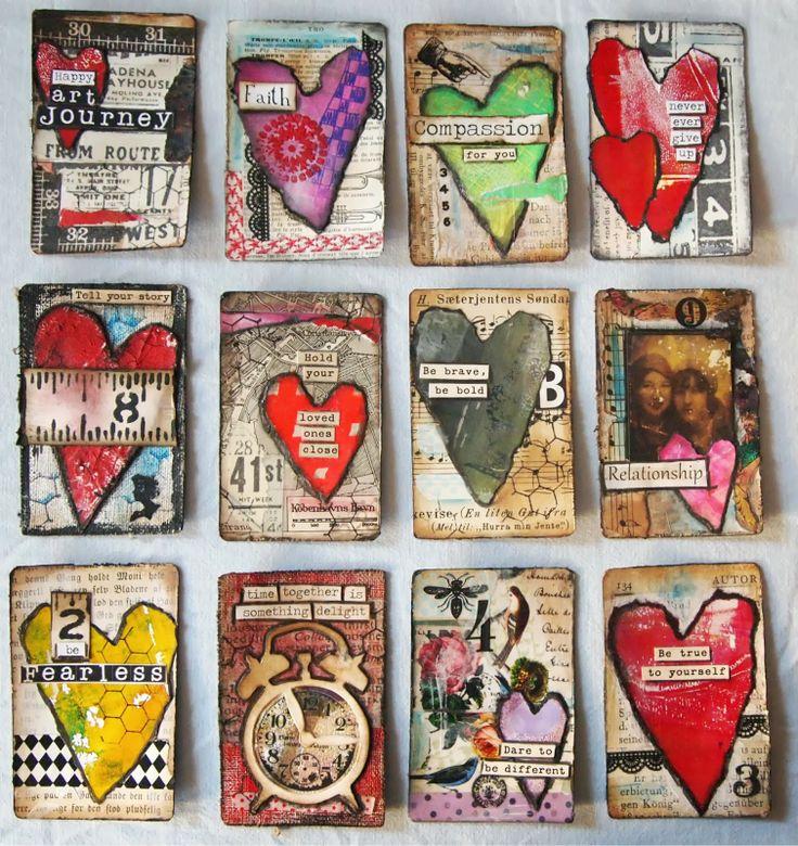 klistersøster: 52 cards in a deck