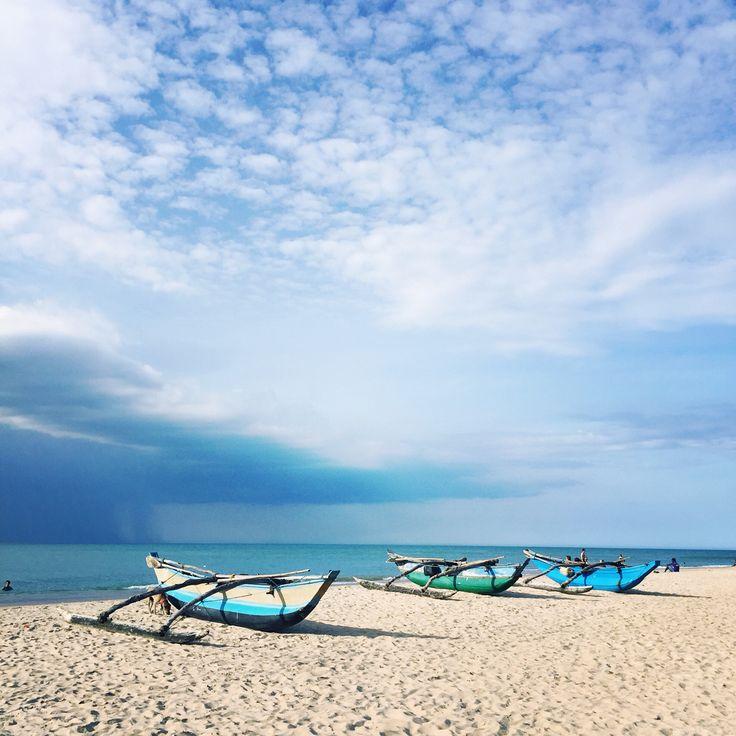 Arugam bay main beach ©Alecse