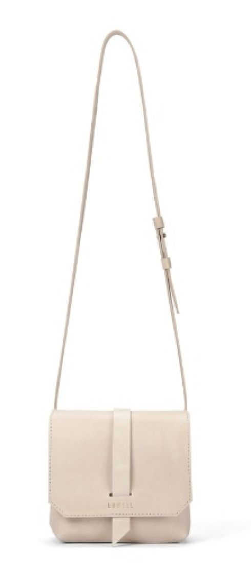 On our spring wardrobe wishlist: this gorgeous Lowell Saint Jacques bag in nude ($225).