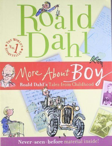 boy roald dahl book pdf