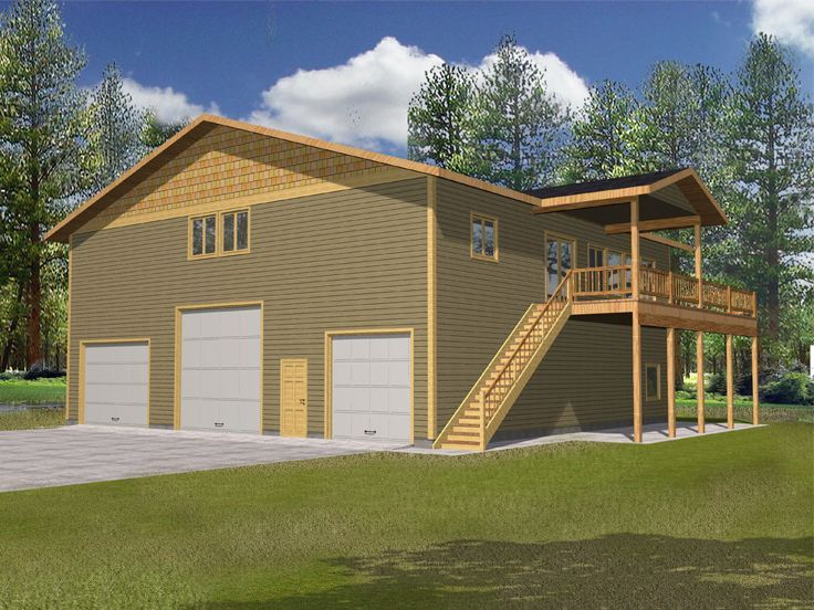 191 Best Carriage House Plans Images On Pinterest