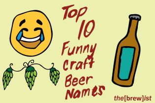 Craft Beer Funny Names