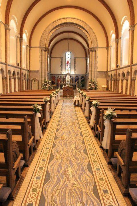 The Honan Chapel, UCC