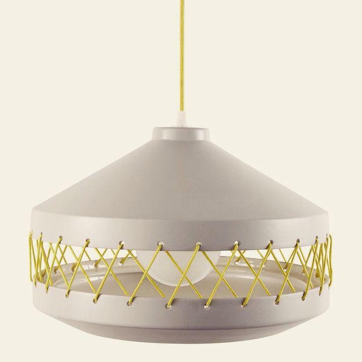 Tie lamp_Laura Marin per Incipit Lab @incipitlab