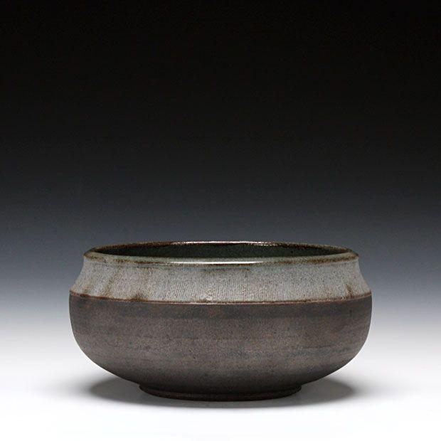 Schaller Gallery : Artist : Ernest Gentry : Cauldron Bowl