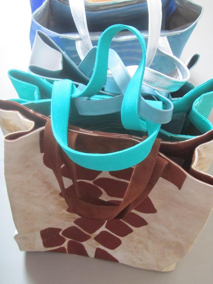 """Cristina Bruniera & """"Paola fatto a mano""""  Bags"""