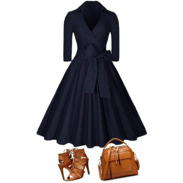 Untitled #56 by rose-ganda on Polyvore featuring polyvore, fashion, style, Dolce Vita, clothing and Dressunder50