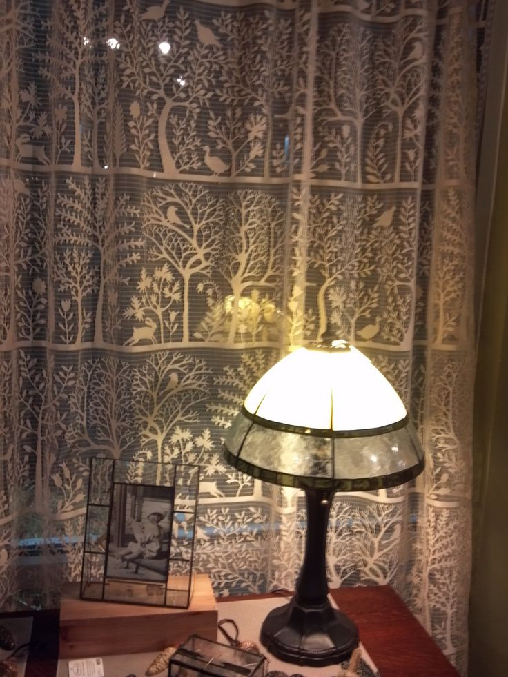 Arts Crafts Curtains