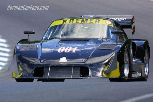 Porsche 935 -Kremer